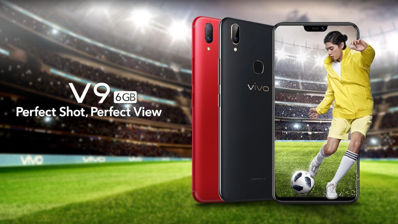 Vivo выпустила смартфон V9 6GB со Snapdragon 660