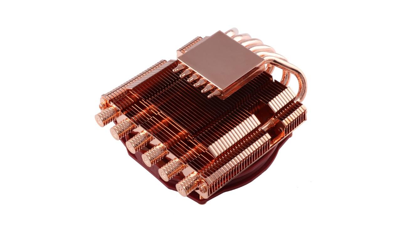 Thermalright представила полностью медный кулер AXP-100 Full Copper