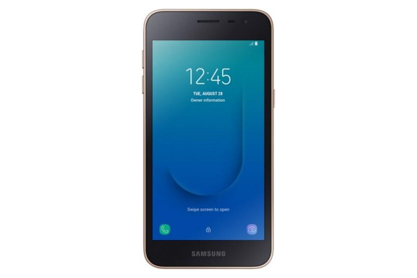 Samsung анонсировала свой первый смартфон на Android Go