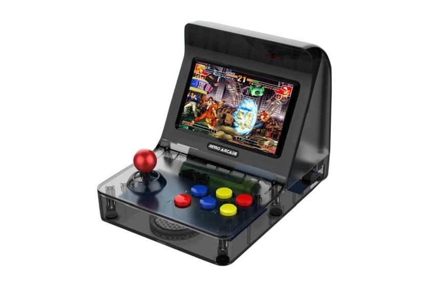 Вышла неофициальная версия консоли Neo Geo Mini