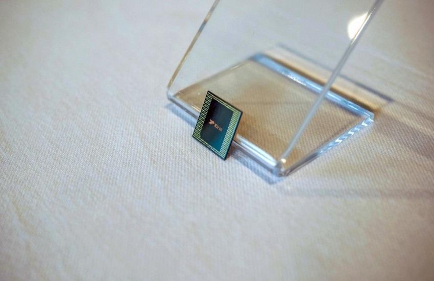 Huawei представила 7-нм процессор Kirin 980