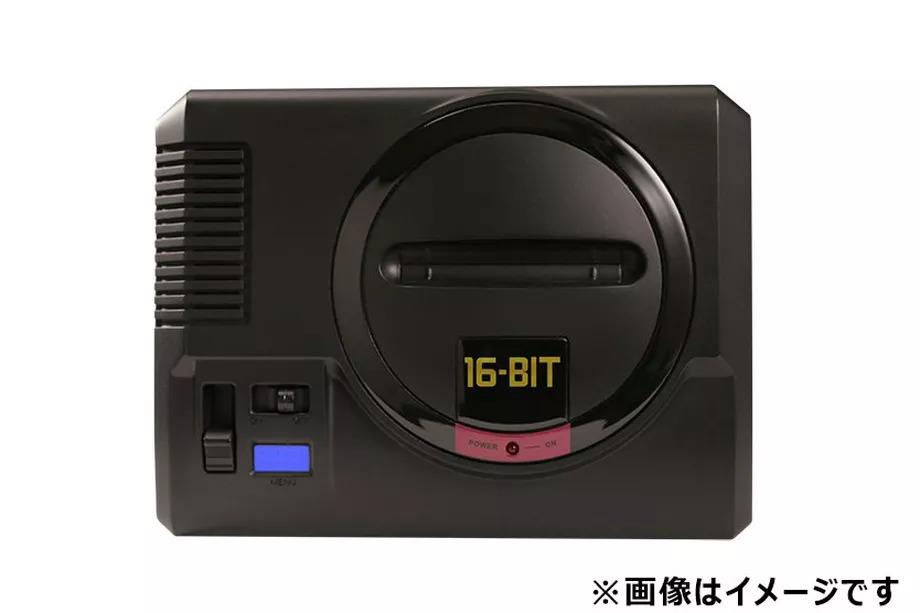 Sega отложила выпуск Mega Drive Mini до 2019 года
