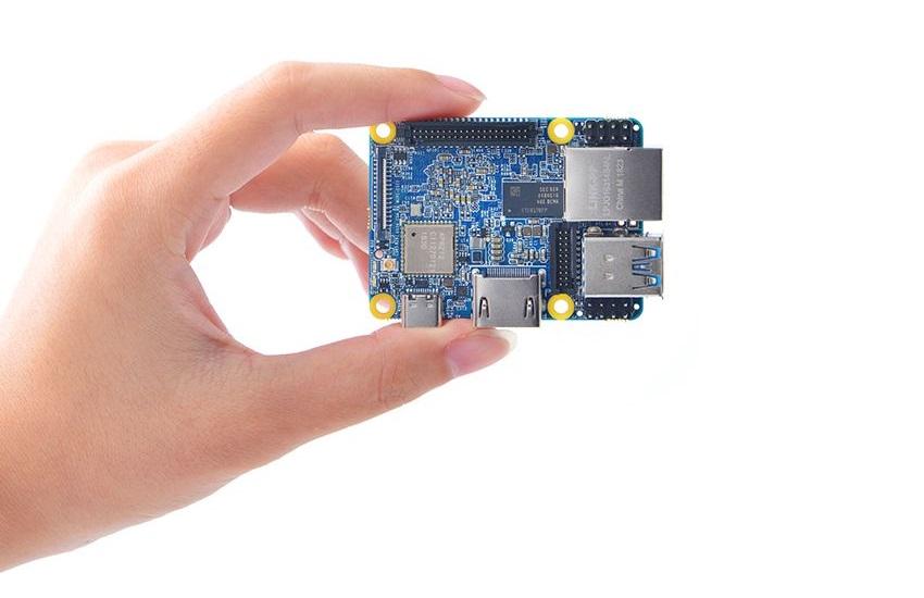 FriendlyELEC представила NanoPi NEO4 с чипом RK3399