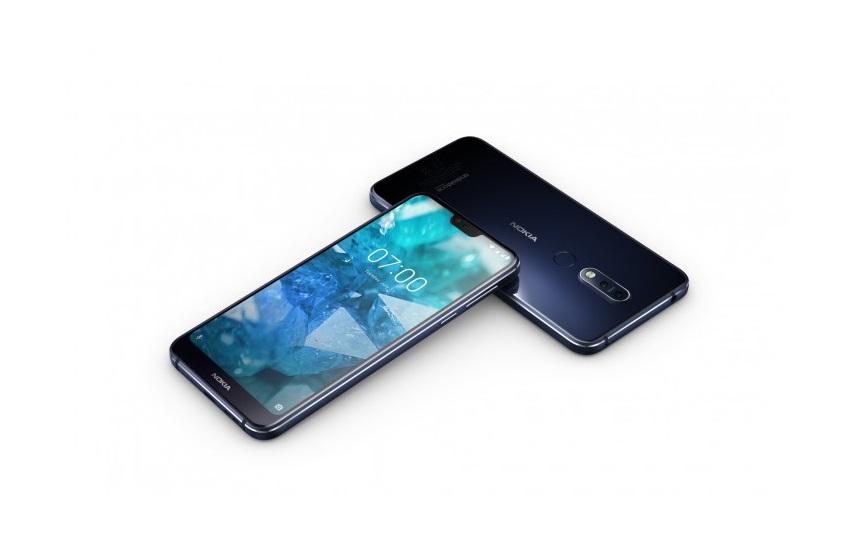 HMD представила смартфон Nokia 7.1 с HDR10