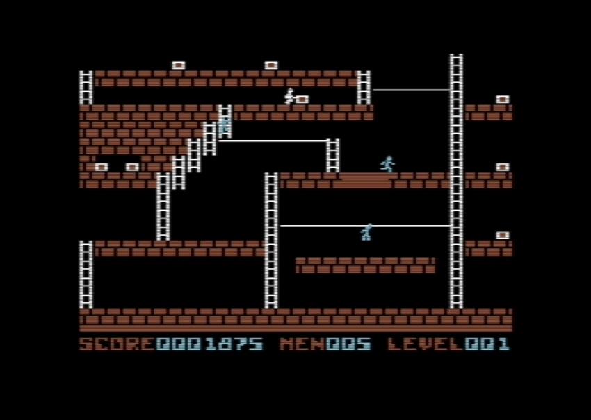 Архив Интернета позволит играть в игры Commodore 64