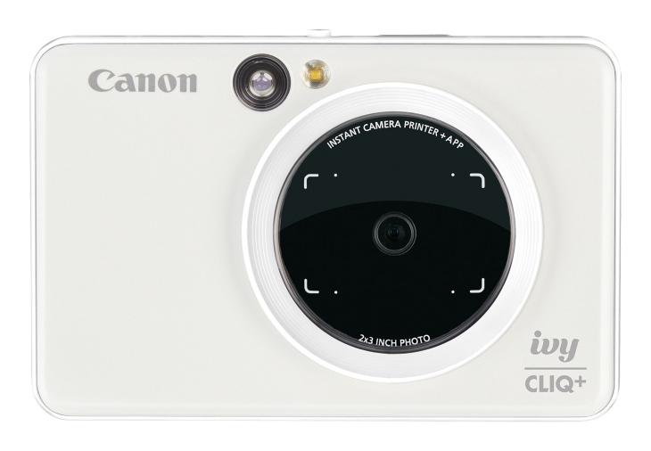 Камера Canon IVY CLIQ+ с моментальной печатью