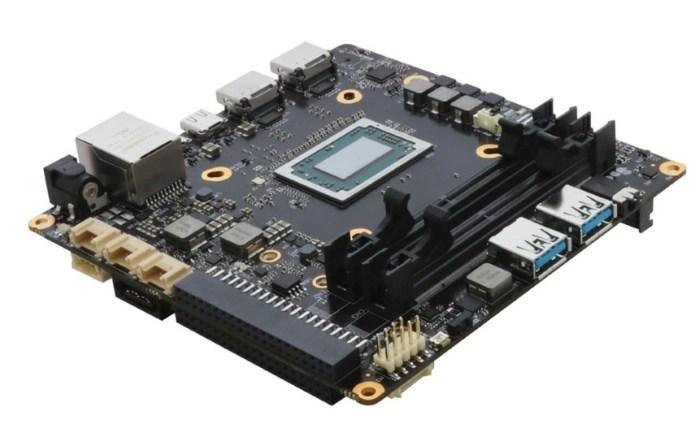 Одноплатный компьютер UDOO BOLT