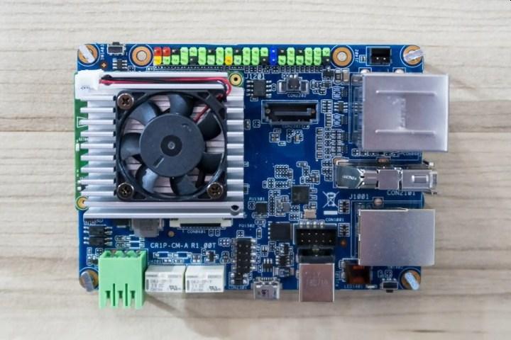 Одноплатный компьютер Asus CR1S-CM-A