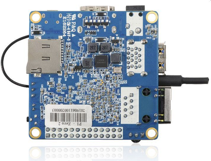 Одноплатный компьютер Orange Pi Zero2