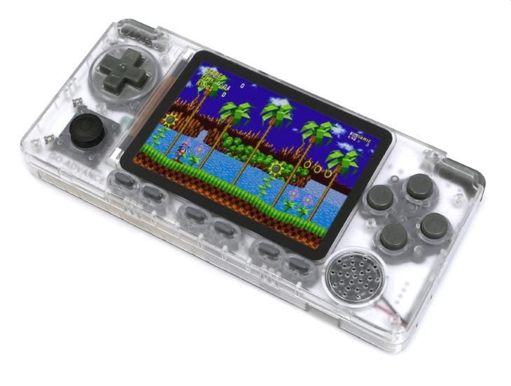 Портативная игровая система ODROID-GO Advance