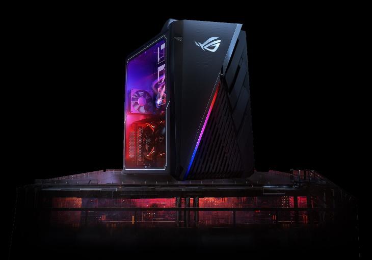Компьютер Asus ROG Strix GA35-G35DX