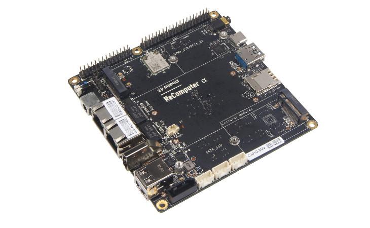 Одноплатный компьютер Odyssey X86J4105800