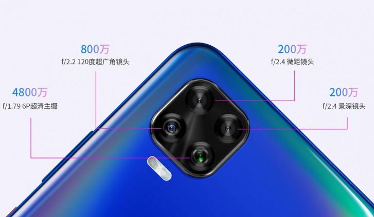 Смартфон ZTE Axon 11 SE 5G