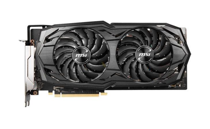 Видеокарта MSI Radeon RX 5600 XT Gaming M