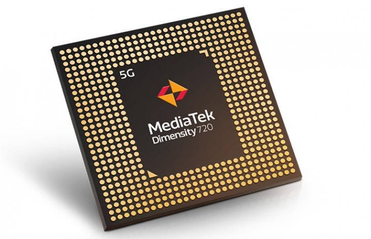 Процессор Mediatek Dimensity 720