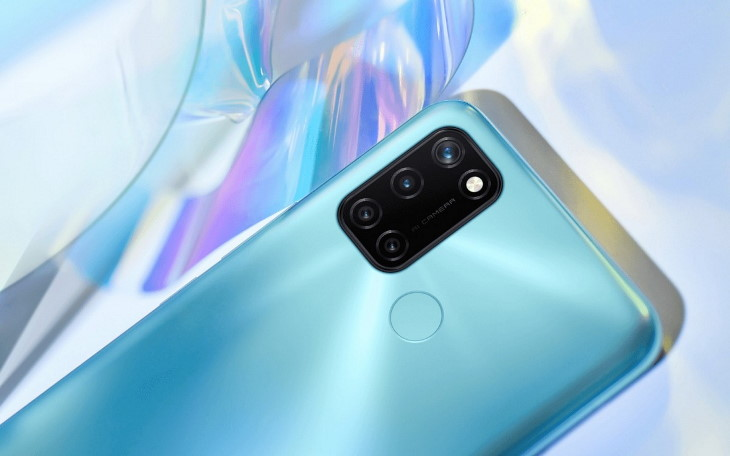 Смартфон Realme C17