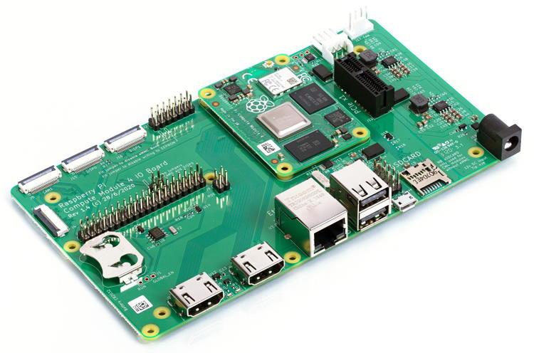 Вычислительный модуль Raspberry Pi Compute Module 4